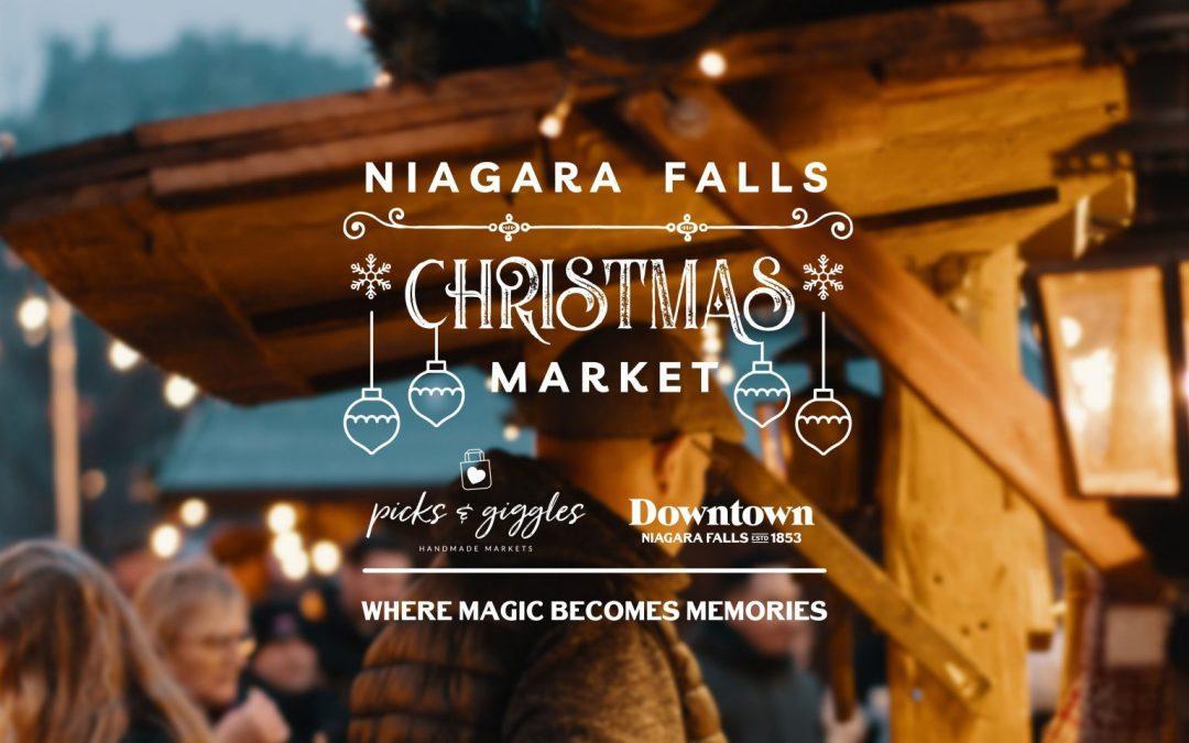 Niagara Falls Christmas Market 2021