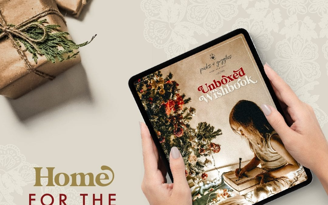 Shop Local Online This Christmas : Unboxed Wishbook